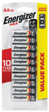 Energizer Battery Energizer AA 10 Pack