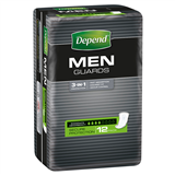 Depend Guards For Men 12 Packs