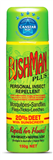 Bushman Plus Repellent with Sunscreen Aerosol 150g