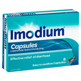 Imodium 2mg 8 Capsules