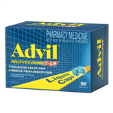 Advil Liquid 90 Capsules