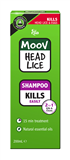 Ego Moov Head Lice Shampoo 200ml