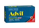 Advil Tablets 48S