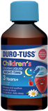 Durotuss Childrens Cough Night Strawberry Liquid 200ml