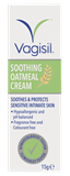 Vagisil Soothing Oatmeal Cream 15g