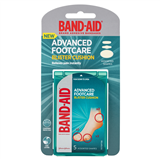 BandAid Advanced Footcare Blister Cushion Assorted Shapes 5 Pack