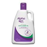 Alpha Keri Supple Skin Shower  Body Oil 1L