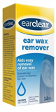 Ear Clear Ear Wax Remover 12mL