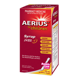 Aerius Syrup With Dosing Syringe 100ml